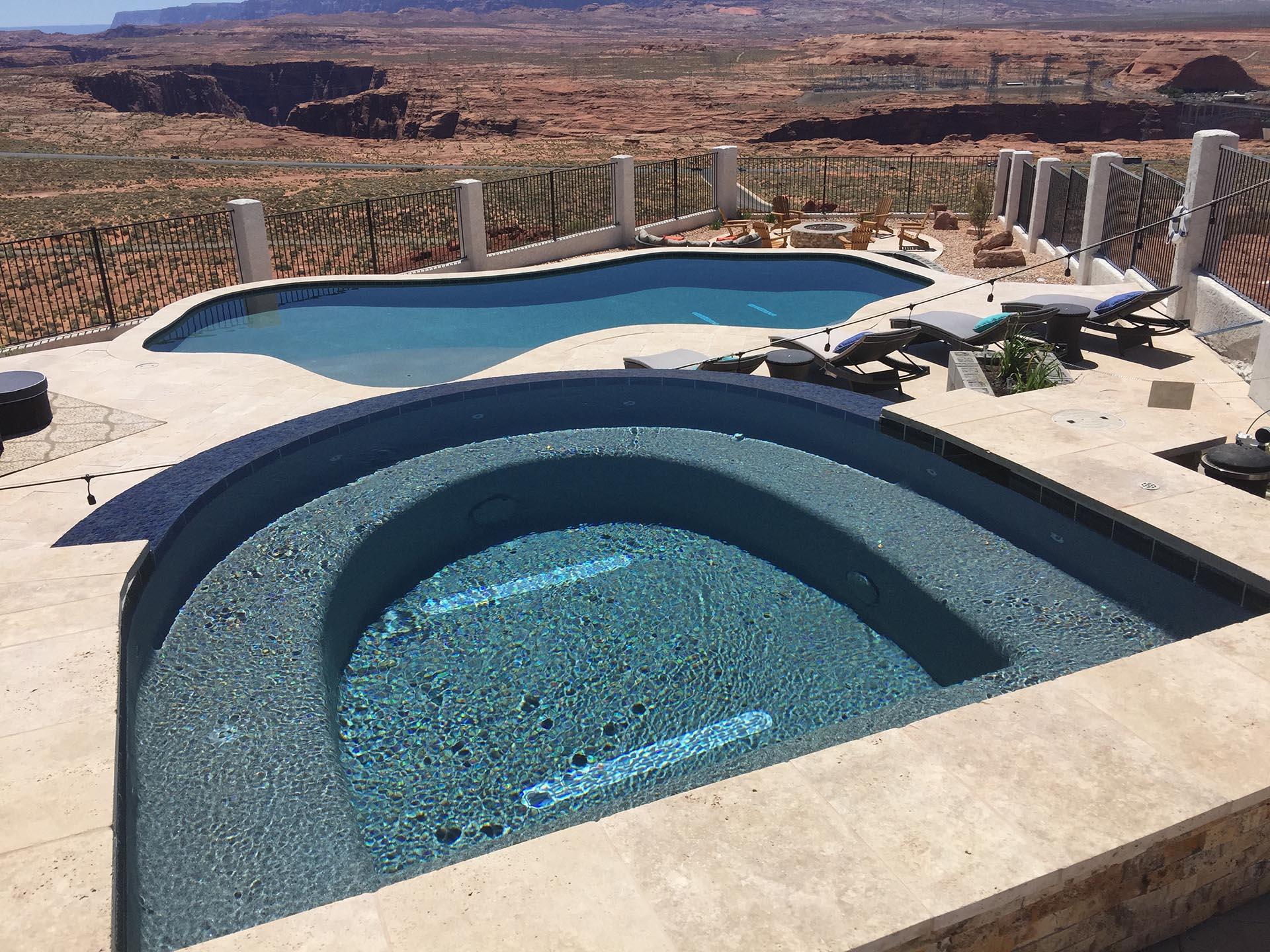 Gooch Pool Plastering Services